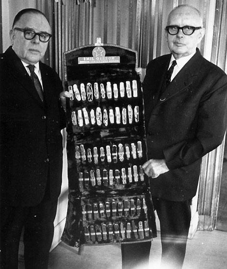 Ruben och Harry Olsson